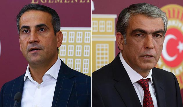 Two pro-Kurdish MPs stripped of parliamentary status for insulting Erdogan, social media posts