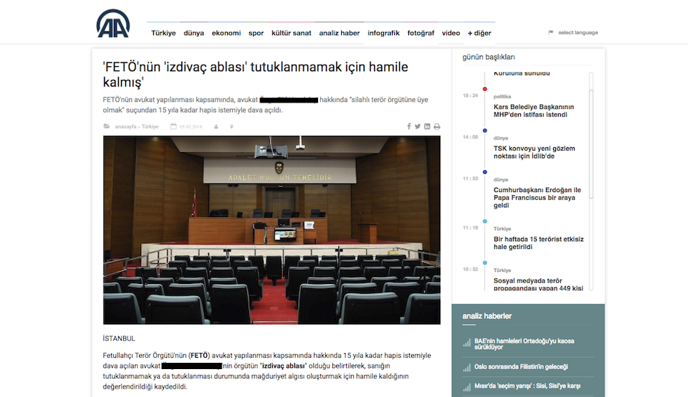 Post-coup victims now 'accused of' getting pregnant to avoid arrest