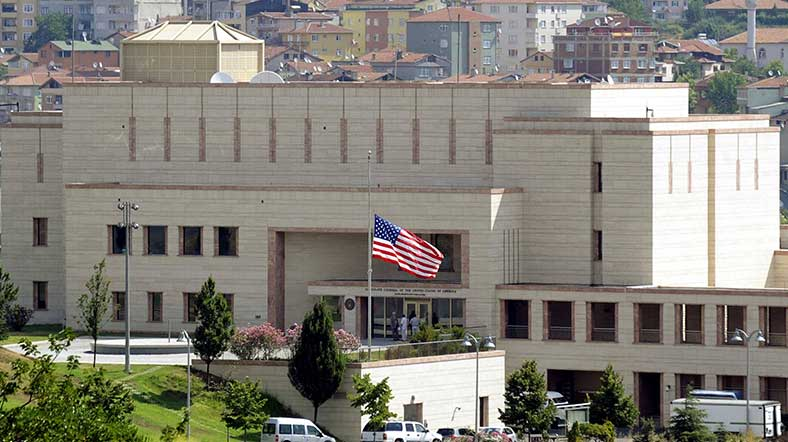 US consulate staffer in Istanbul put under 'house arrest': report