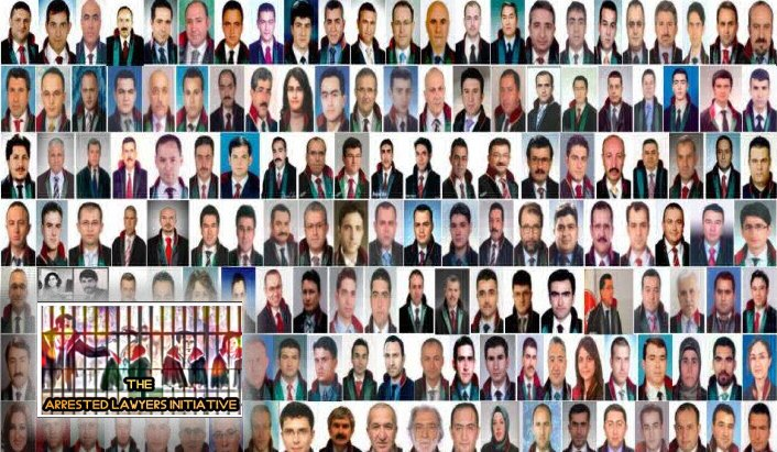 Report: 580 lawyers jailed, 103 sentenced in Turkey since 2016's failed coup