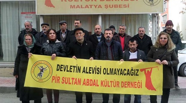 16 members of Alevi association detained in Erzincan on terror charges: report