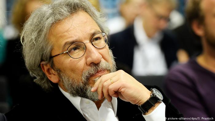 "Turkey's high court overrules 5-year term given to Can Dündar, asking for heavier sentence on ""espionage"" charges"