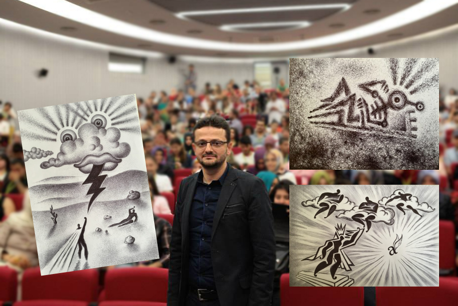 Zaman's Yazici: Courtroom layout gives impression that we are like gladiators thrown to lions