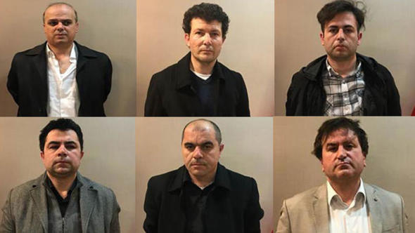 6 'Gülenist' teachers arrested in Kosova deported to Turkey, Ankara says