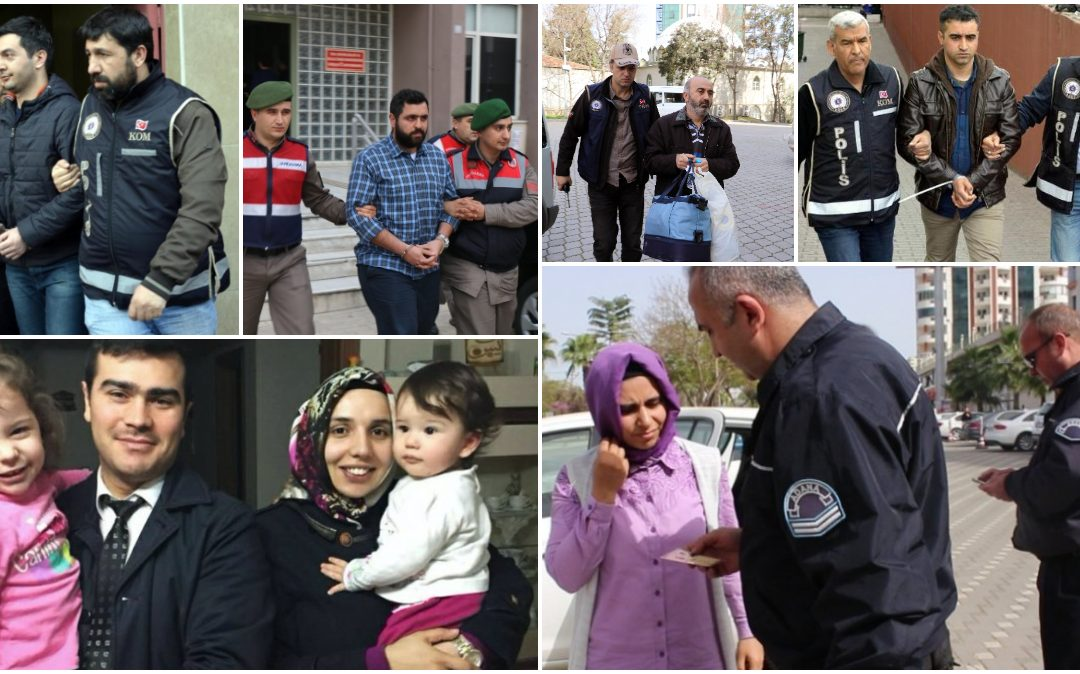 568 people detained over Gülen links in past week: gov't