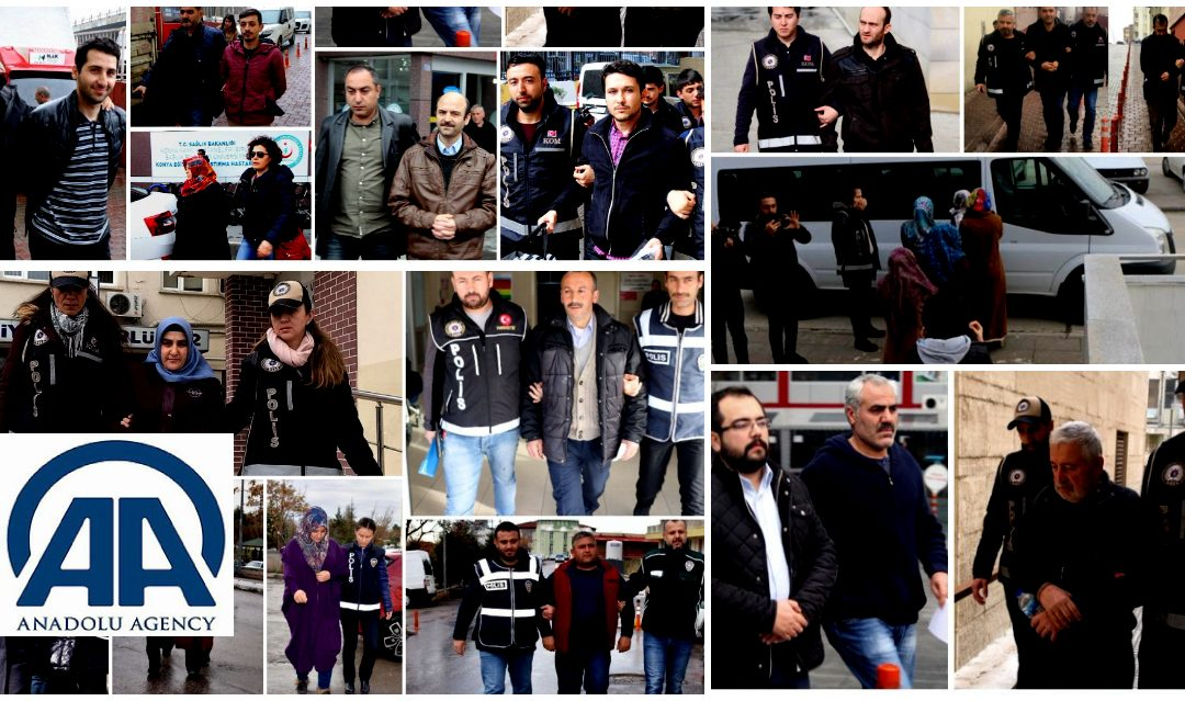 Report: At least 2,113 people detained over Gülen links in March alone