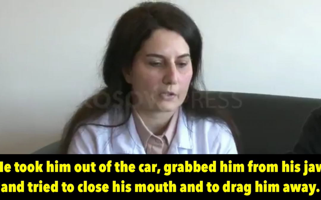 [VIDEO] Kosovo teacher abducted the same way as other Gulenists around the world: wife