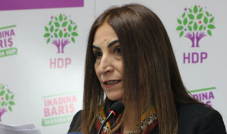 Pro-Kurdish politician Aysel Tuğluk given 10-year prison sentence