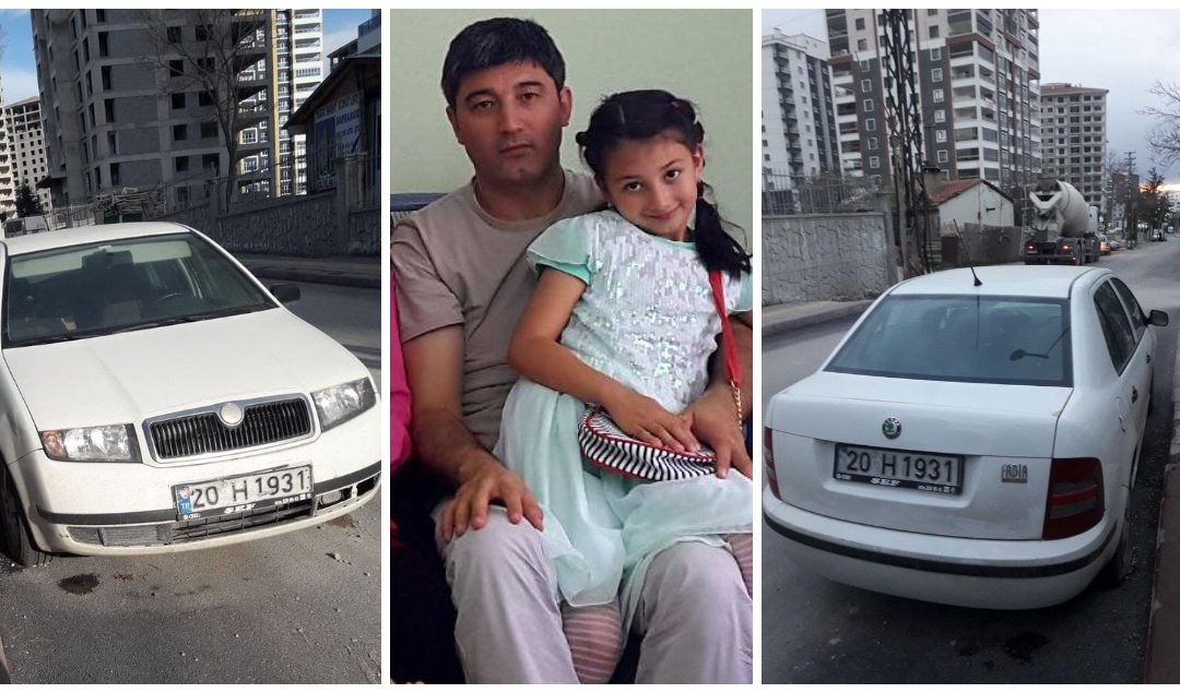 Ankara man missing for 111 days as wife finds his car abandoned with deflated tire