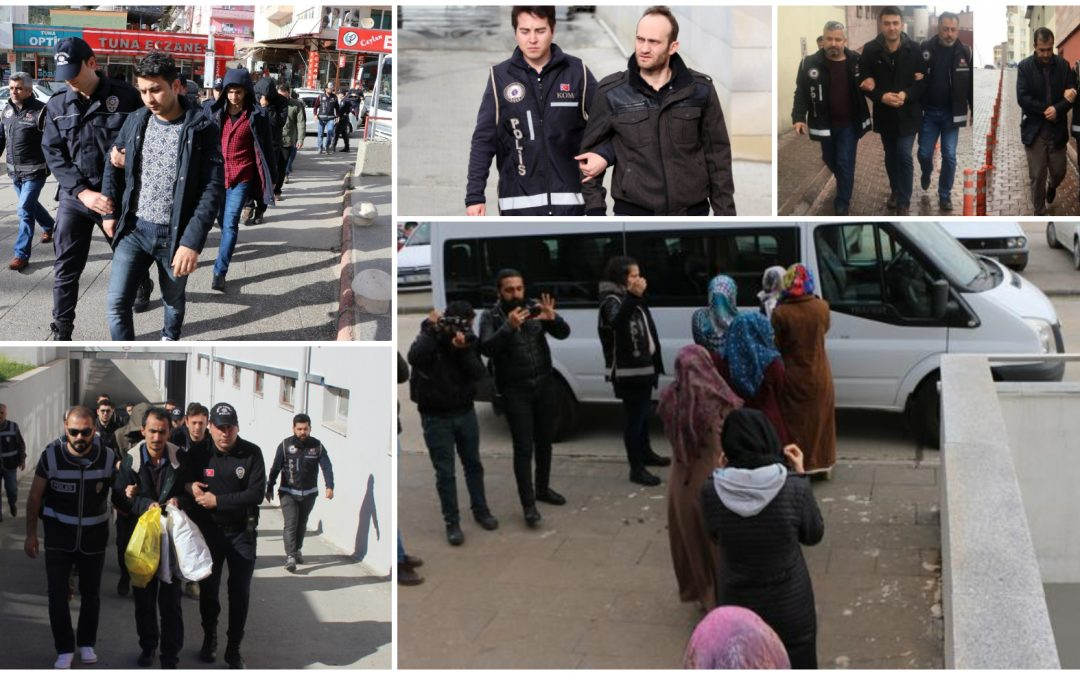 740 people detained over Gülen links in past week: gov't