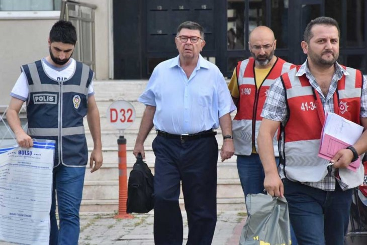 Constitutional Court rules for second time to release jailed journalist Alpay