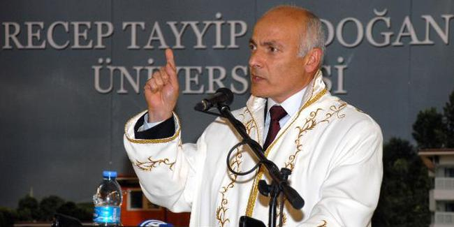 Recep Tayyip Erdogan University's former rector sentenced to 4 years in jail