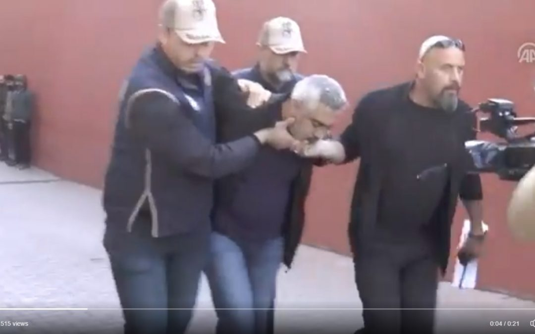[VIDEO] Kayseri police detain steel factory owner on coup charges: report