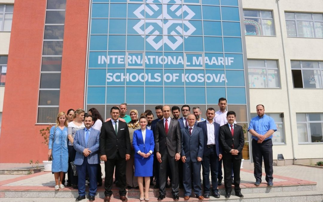Erdoğan's foundation takes over 76 Gülen-affiliated schools in 10 countries to date