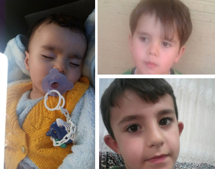 Mother of these children put in pre-trial detention on coup charges in Kırşehir — claim