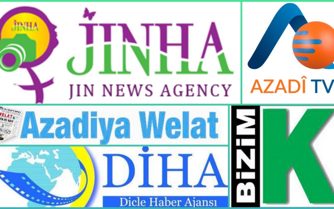 Assets of 11 media outlets seized from gov't critics up for sale