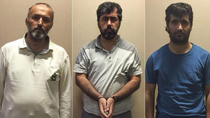 3 'Gulenist' educators abducted by Turkish intelligence in Gabon arrested on terror charges in Turkey