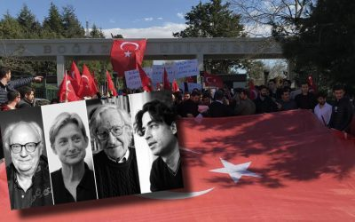 1,250 academics in 37 countries campaign for Bogazici students' release