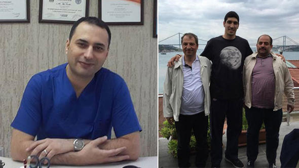 Dentist gets 7.5-year jail sentence over Kanter's picture at his clinic's balcony