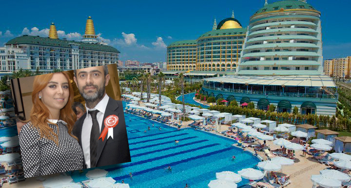 Co-owners of Antalya hotel chain jailed in post-coup crackdown