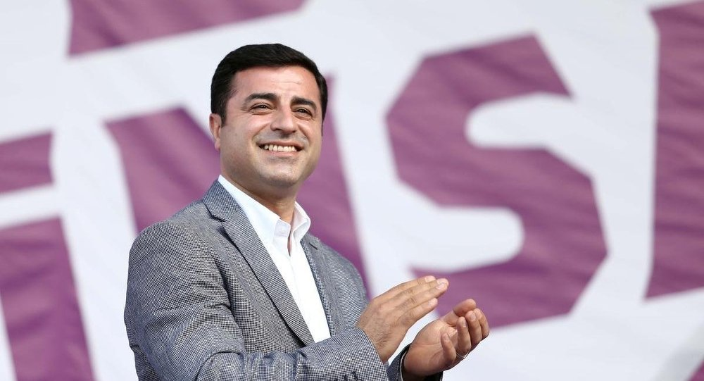 Petition submitted to election board to halt presidential bid of HDP's Demirtaş
