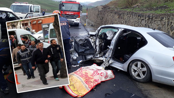 [VIDEO] Businessman dies in traffic accident while on way to visit relatives in prison