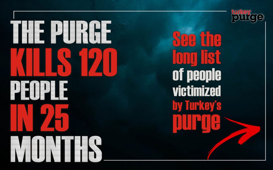 [FULL LIST] The Fallen of Turkey's Purge