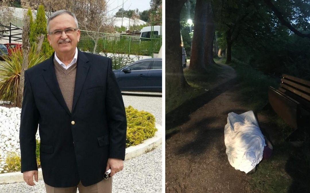 Purge-victim businessman dies at a public park in Sarajevo