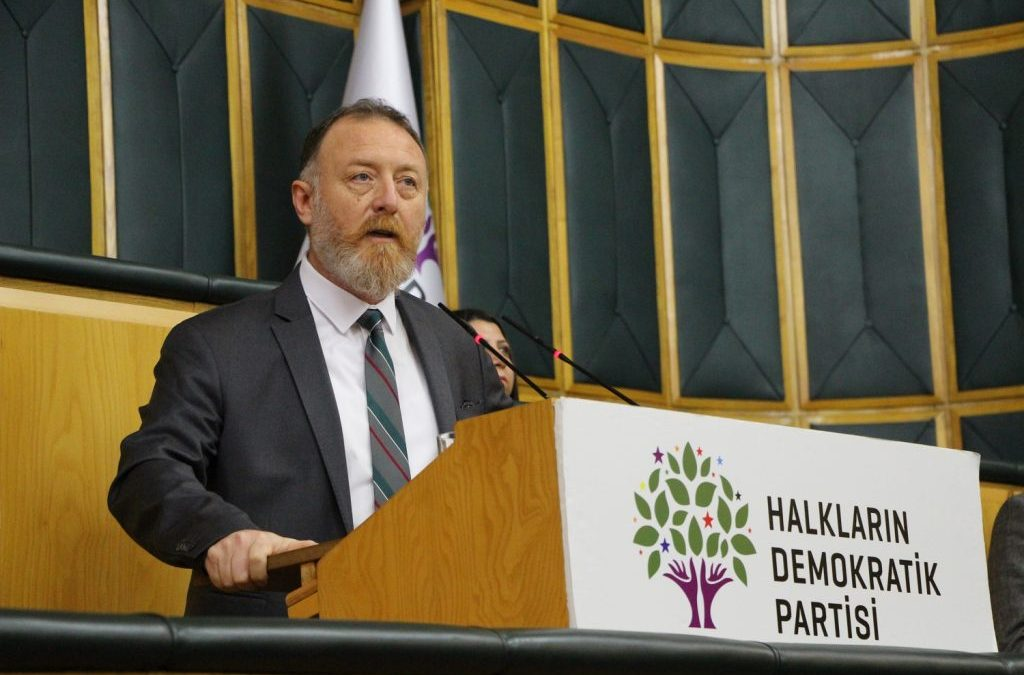 Pro-Kurdish HDP Co-chair's passport seized at Istanbul airport