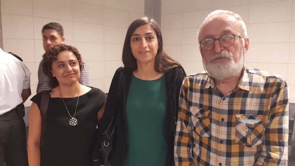 Pro-Kurdish Ozgur Gundem's managing editor detained