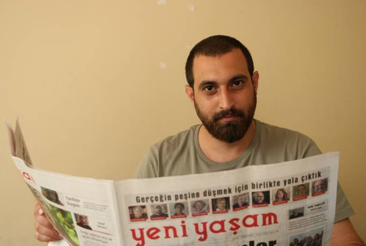 "Another journalist gets 6 years 3 months in prison for ""membership in terrorist organization"""