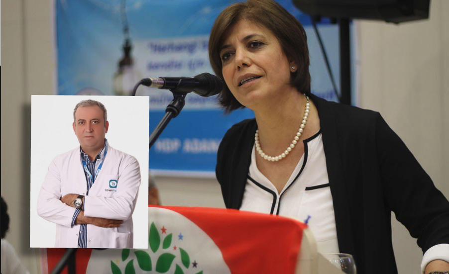 Medical professor dismissed over family ties to pro-Kurdish deputy