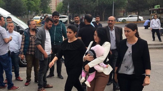 Jailed on terror charges, teacher sends baby away due to poor prison conditions
