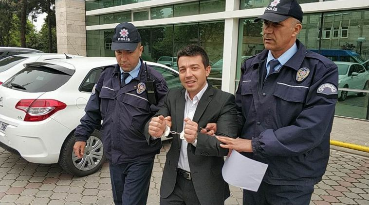 With 45 days to go before wedding, Samsun man gets 8-year jail sentence over Gulen links