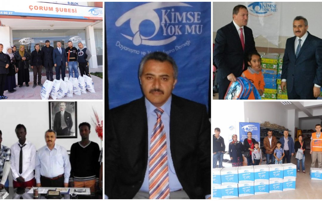 Local representative of gov't-closed aid foundation sentenced to 9 years in jail