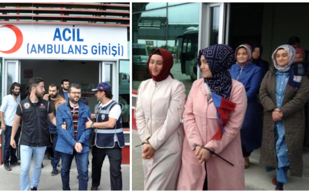 21 arrested over Gulen links in Turkey's Afyon
