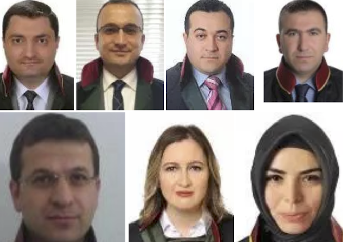13 lawyers sentenced to 1 to 10 years in jail in Turkey's Samsun