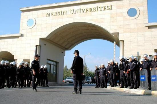 16 international students from Mersin University detained over Gulen links
