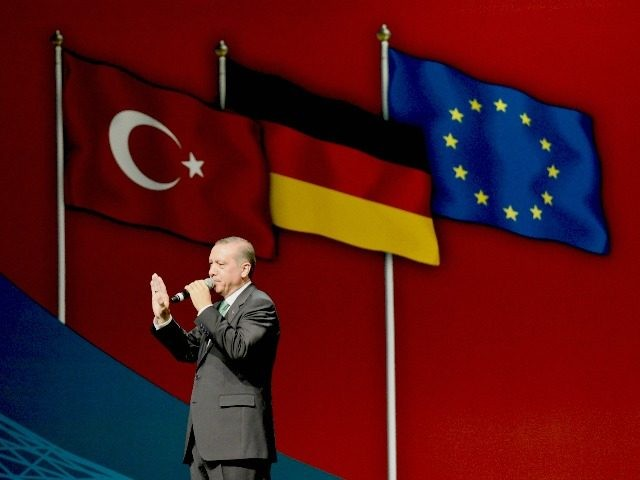 Escaping from Erdogan, 1,177 diplomats, senior officials from Turkey claimed asylum in Germany