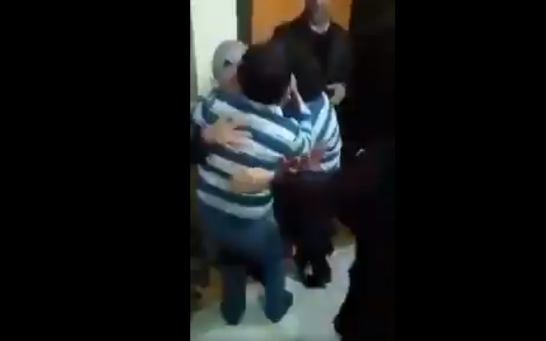 WATCH: Emotional reunion of mother, two sons after 8 months in Turkish prison on coup charges