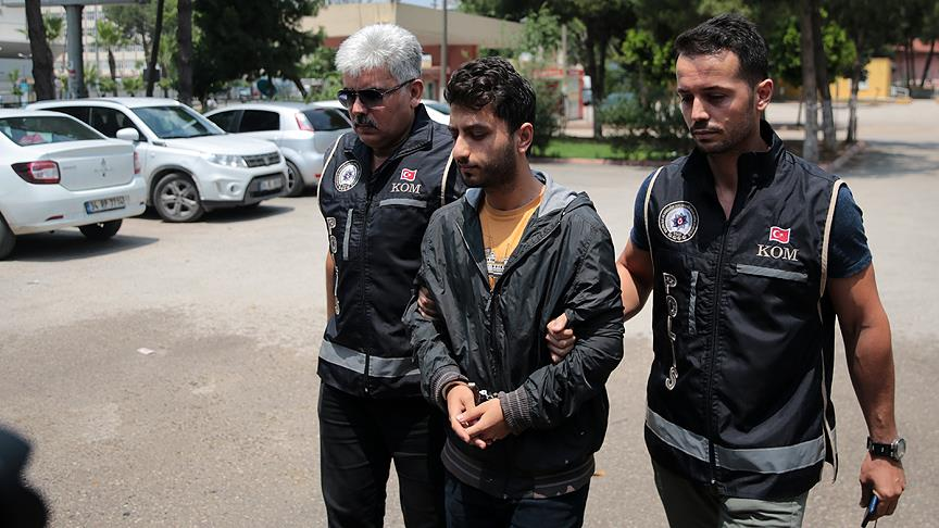 Opposition IYI Party's youth branch head in Adana detained
