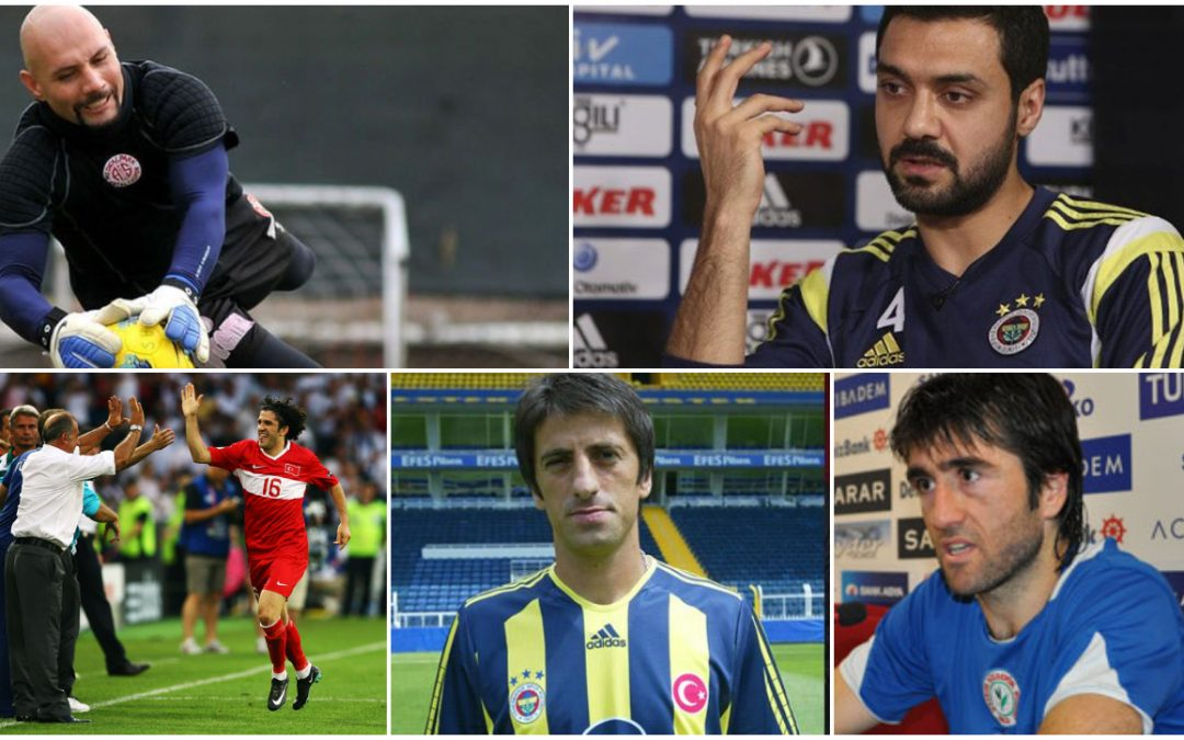 Turkish prosecutor seeks over 20 years in prison for 6 former footballers
