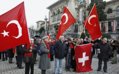 Switzerland issues arrest warrants for 2 Turkish diplomats allegedly involved in plan to kidnap businessman in Zurich: report