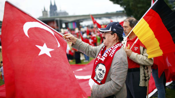 511 German citizens scammed over alleged post-coup probes in Turkey