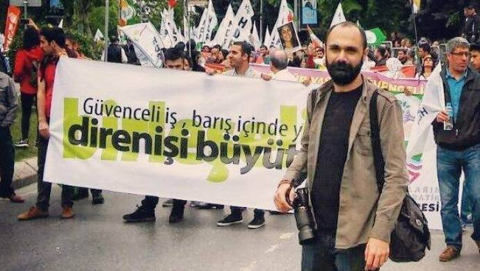 Journalist Berzan Gunes jailed over social media posts