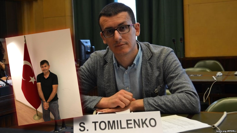 Ukrainian journalists concerned over colleague's deportation to Turkey