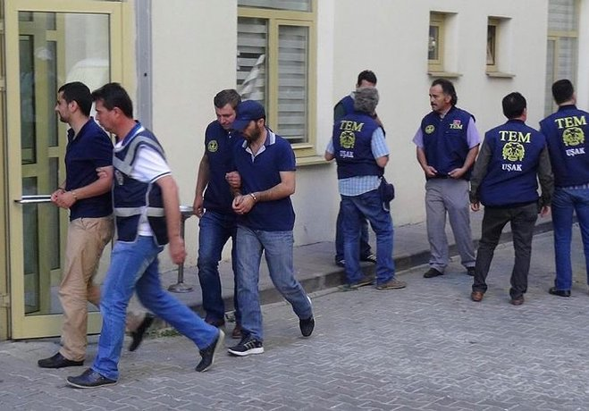 7 including helicopter pilots, academic detained over Gulen links