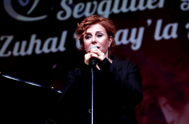 Turkish singer gets 11 months plus 20 days in prison for insulting Erdogan