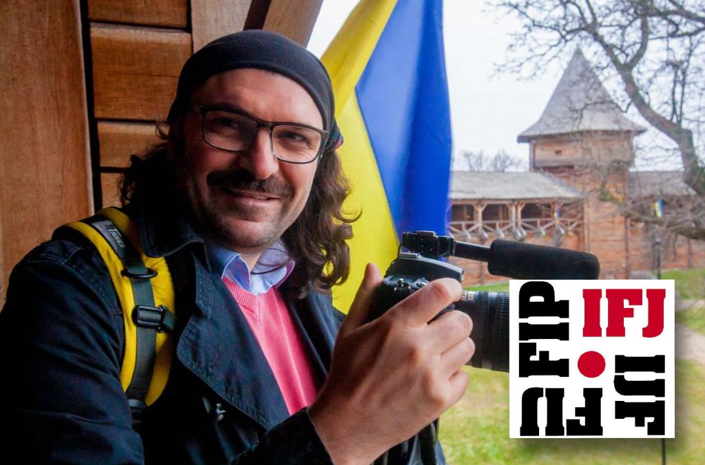 IFJ calls on Ukraine to protect journalist from deportation to Turkey