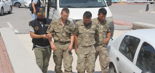 Detention warrants issued for 120 dismissed military students, 151 others